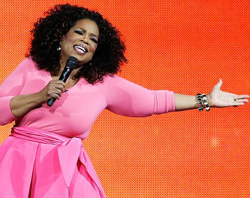 Oprah Winfrey Oprah Winfrey guadagna 12milioni con un tweet
