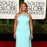 QueenLatifah 150x150 Golden Globes 2016: i look sul red carpet