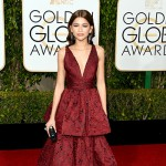 Zendaya 150x150 Golden Globes 2016: i look sul red carpet