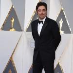 BenicioDelToro 1 150x150 Oscar 2016: gli arrivi sul red carpet