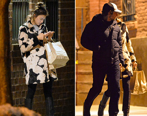 Bradley Irina Bradley Cooper e Irina Shayk mano nella mano a New York