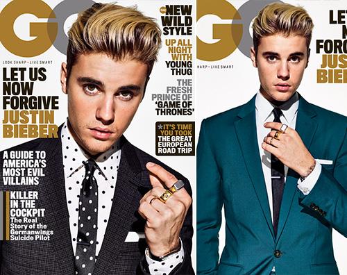 Justin Bieber 2 Justin Bieber su GQ Se potessi tornare indietro non commetterei gli stessi errori