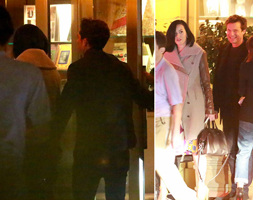 Katy Perry Orlando Bloom Orlando Bloom e Katy Perry mano nella mano a West Hollywood