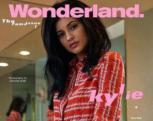 Kylie Jenner Kylie Jenner: La gente pensa che io sia tutta rifatta