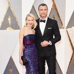 NaomiWatts LievSchreiber 150x150 Oscar 2016: gli arrivi sul red carpet