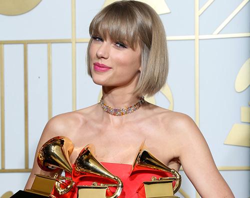 Taylor Swift2 Grammy 2016: la lista dei vincitori
