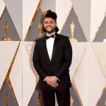TheWeeknd 150x150 Oscar 2016: gli arrivi sul red carpet