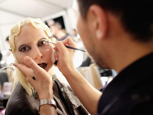 lady gaga a 600x450 500x375 Lady Gaga è una modella per Marc Jacobs