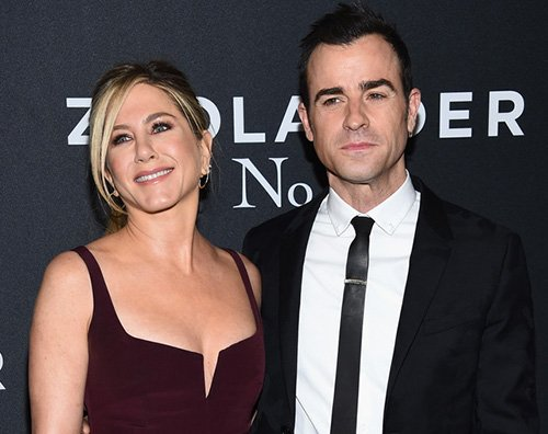 Jennifer Aniston Justin Theroux 2 Cinque coppie celebri scoppiate nel 2018