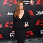 Amy Adams 3 150x150 Ben Affleck ed Henry Cavill presentano Batman V Superman a New York
