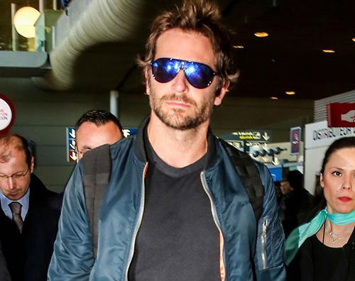 Bradley Cooper 2 Bradley Cooper arriva a Parigi