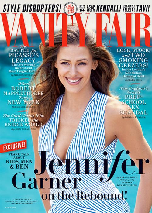 Jennifer Garner Cover Jennifer Garner: Ben Affleck è l amore della mia vita