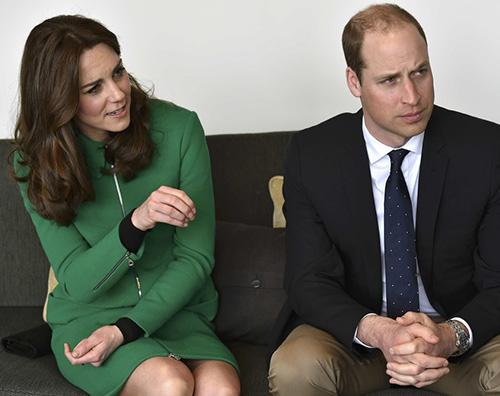 Kate Middleton Principe William Kate Middleton in verde per la sua ultima uscita pubblica