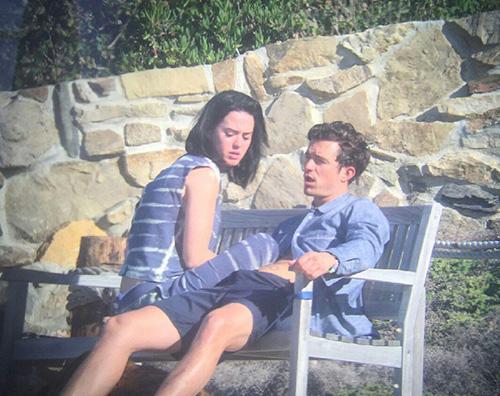 Katy Perri Orlando Bloom Katy Perry parla delle foto hot di Orlando Bloom della scorsa estate