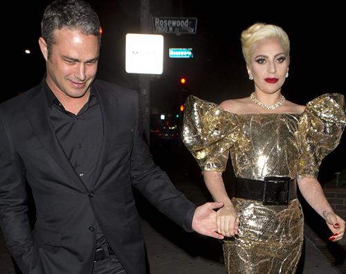 Lady Gaga Taylor Kinney Lady Gaga festeggia i suoi 30 anni