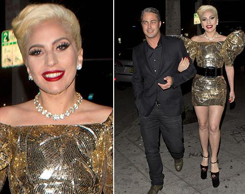 Lady Gaga Lady Gaga festeggia i suoi 30 anni
