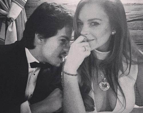 Lindsay Lohan 2 Lindsay Lohan e Egor Tarabasov sono fidanzati?