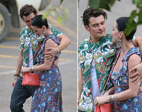 Orlando Bloom Katy Perry Katy Perry e Orlando Bloom, vacanza romantica alle Hawaii