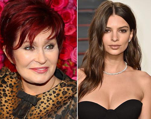 Sharon Emily Sharon Osbourne ed Emily Ratajkowski come Kim Kardashian: selfie malizioso su Instagram