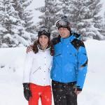 William e Kate 4 150x150 Kate e William sulle Alpi francesi con George e Charlotte