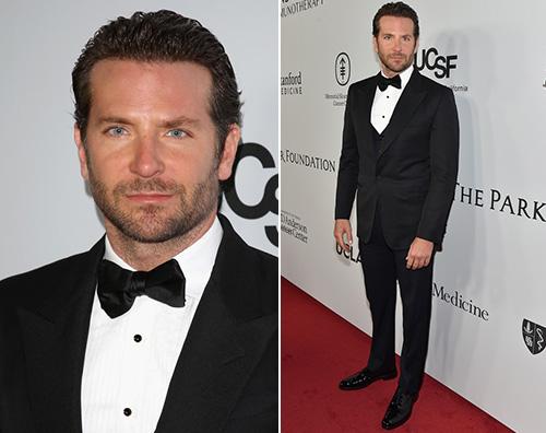 Bradley Cooper Bradley Cooper elegantissimo nella notte di Los Angeles