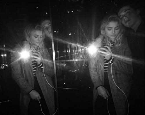 Brooklyn Chloe Brooklyn Beckham e Chloe Moretz insieme su Instagram