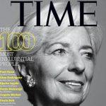 Christine Lagarde 150x150 Leonardo DiCaprio è tra le 100 persone più influenti al mondo per il Time