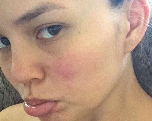 Christty Teigen Chrissy Teigen senza makeup su Instagram