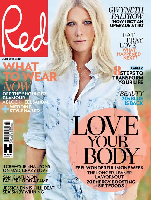 Gwyneth Gwyneth Paltrow: Mi sento fortunata ad aver avuto un partner come Chris Martin