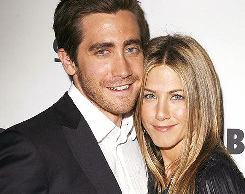 Jake Jennifer Jake Gyllenhaal: Ho avuto una cotta per Jennifer Aniston