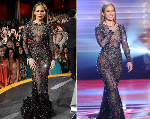 Jennifer Lopez Jennifer Lopez super hot per American Idol