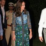Kate Middleton 6 150x150 Tutti i look sfoggiati da Kate Middleton in India