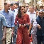 Kate Middleton2 150x150 Tutti i look sfoggiati da Kate Middleton in India