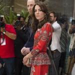 Kate Middleton3 150x150 Tutti i look sfoggiati da Kate Middleton in India
