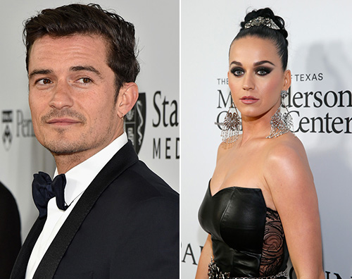 Katy Perry Orlando Bloom Orlando Bloom ha compiuto 40 anni!
