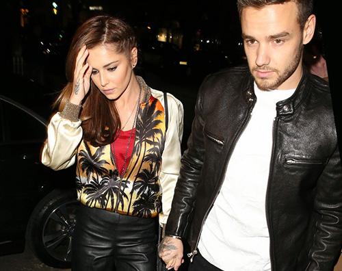 Liam Cheryl 2 Cheryl Cole parla della co genitorialità con Liam Payne