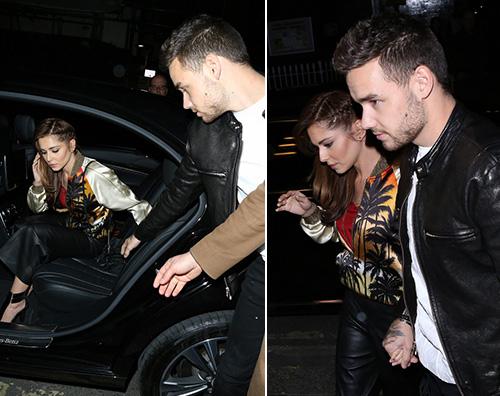 Liam Cheryl Liam Payne e Cheryl Fernandez  Versini innamorati a Londra