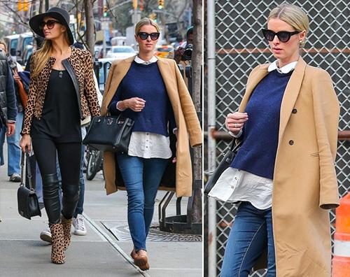 Paris e Nicky hilton Paris e Nicky Hilton, giornata tra sorelle a New York