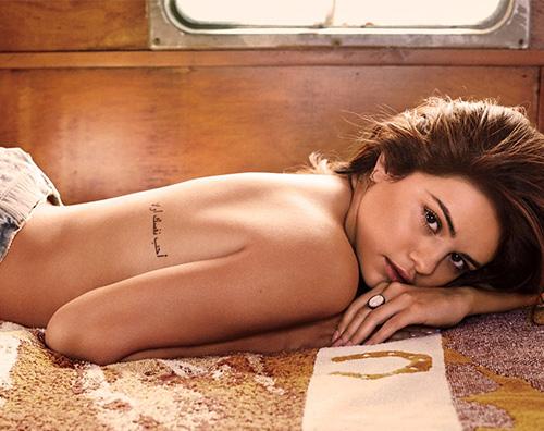 Selena Gomez 1 Selena Gomez sexy per GQ