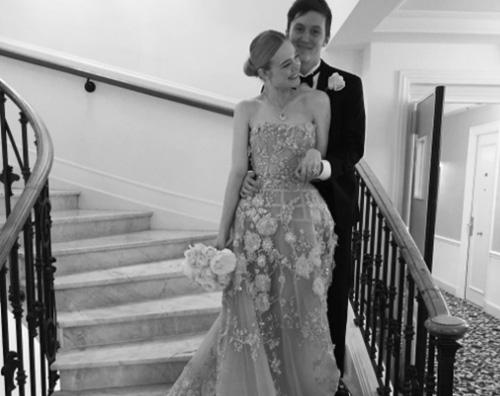 Elle Fanning Elle Fanning ricrea a Cannes la notte del ballo di fine anno