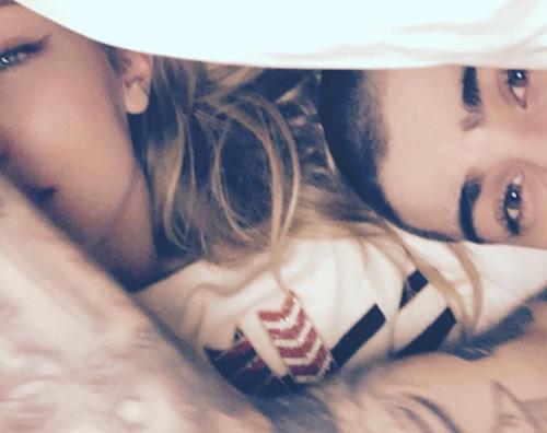 Gigi Hadid Zayn Malik Gigi Hadid sotto le lenzuola con Zayn