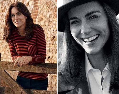 Kate Middleton 2 Kate Middleton, prima cover su Vogue UK