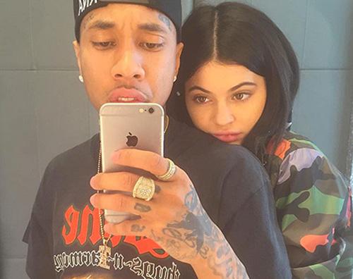 Kylie Tyga Kylie Jenner: Io e Travis siamo rimasti in buoni rapporti