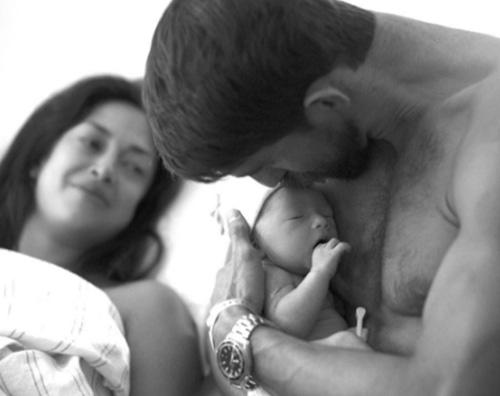 Michael Phelps Michael Phelps è diventato papà