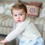Principessa Charlotte  150x150 La principessa Charlotte festeggia un anno con 4 nuove foto ufficiali