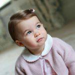 Principessa Charlotte 2 150x150 La principessa Charlotte festeggia un anno con 4 nuove foto ufficiali