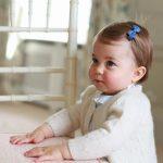 Principessa Charlotte 4 150x150 La principessa Charlotte festeggia un anno con 4 nuove foto ufficiali