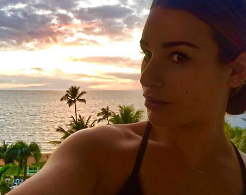 Lea Michele, fisico mozzafiato in bikini