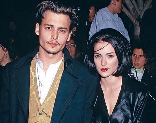Johnny Depp Winona Ryder Winona Rider difende Johnny Depp dalle accuse di Amber Heard