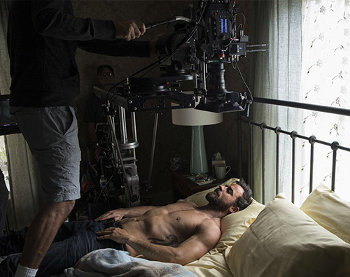 Justin Theroux Justin Theroux hot sul set di The Leftovers